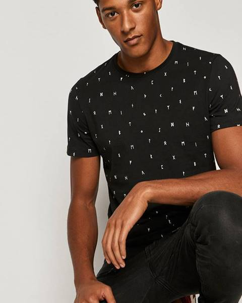 Čierne tričko MEDICINE