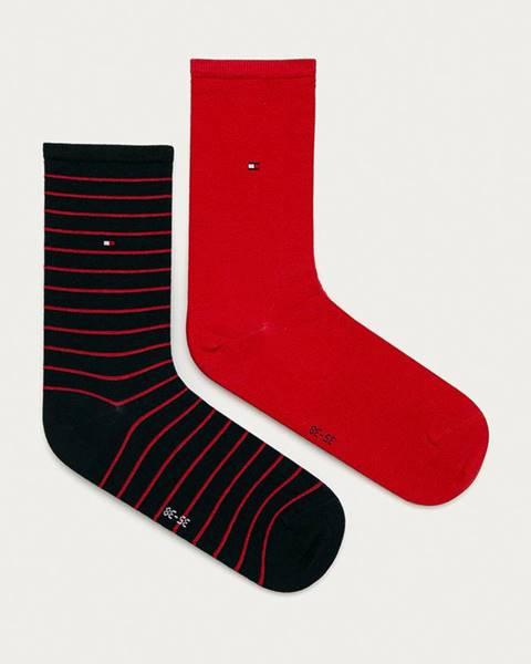 Viacfarebné ponožky Tommy Hilfiger