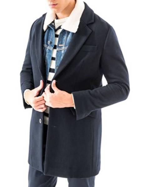 Modrý kabát Antony Morato