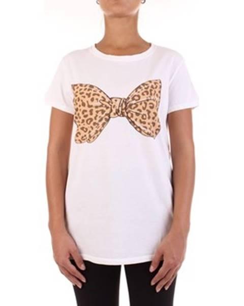 Béžové tričko Vicolo