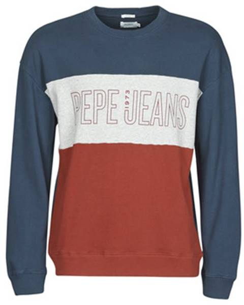 Viacfarebná mikina Pepe jeans