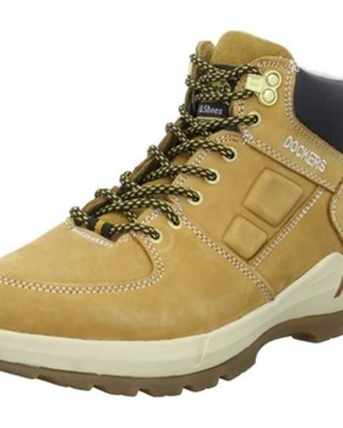 Viacfarebné topánky Dockers