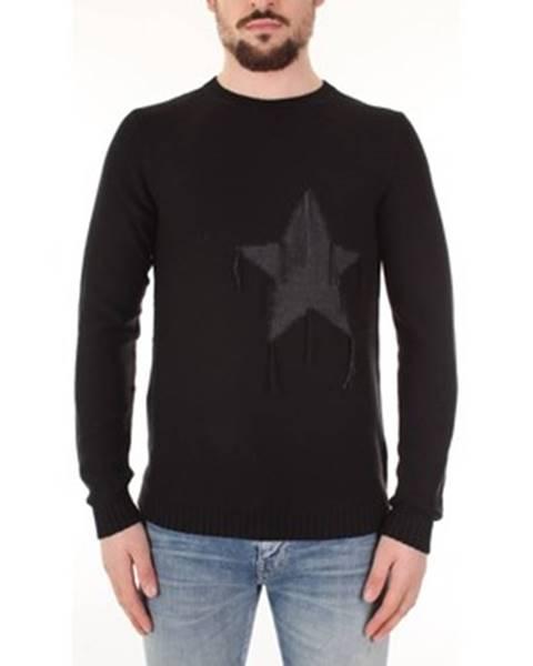 Čierny sveter Premium By Jack jones