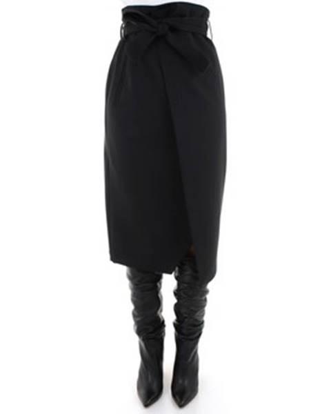 Čierna sukňa Beatrice B