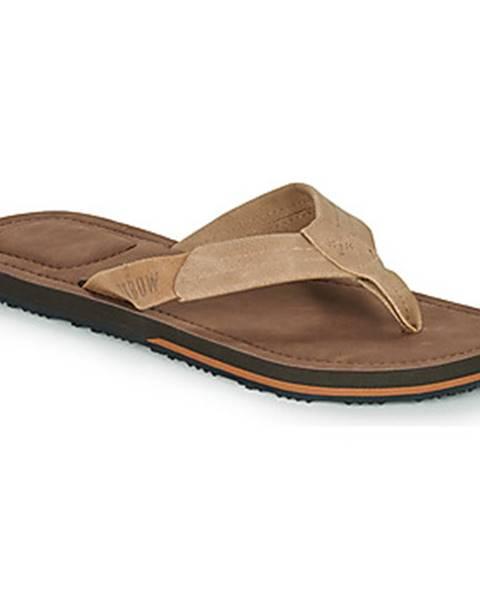 Hnedé sandále Oxbow