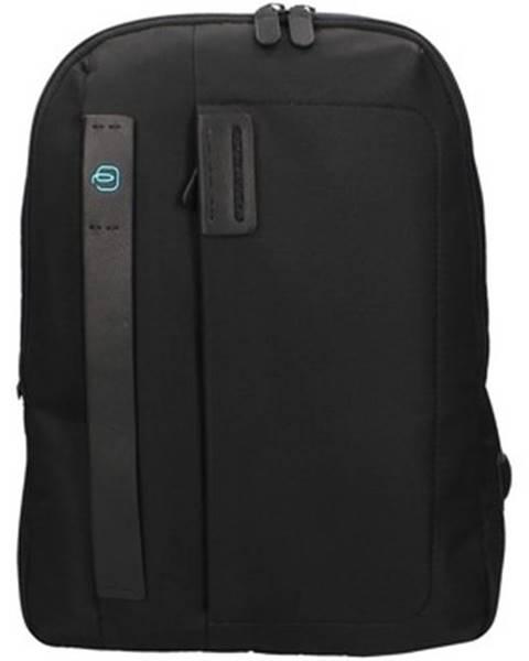 Čierny batoh Piquadro