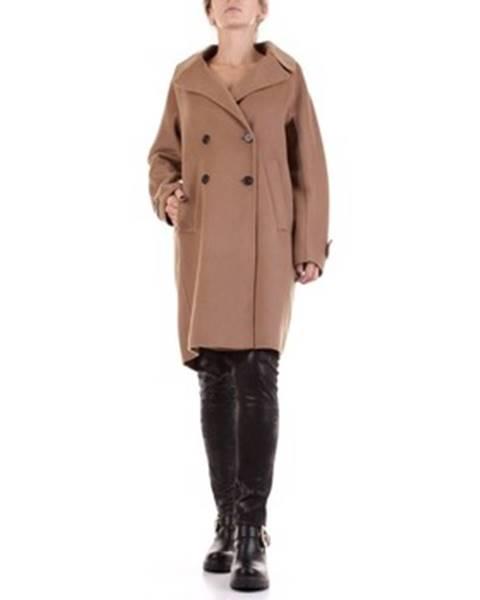 Béžový kabát Vicolo