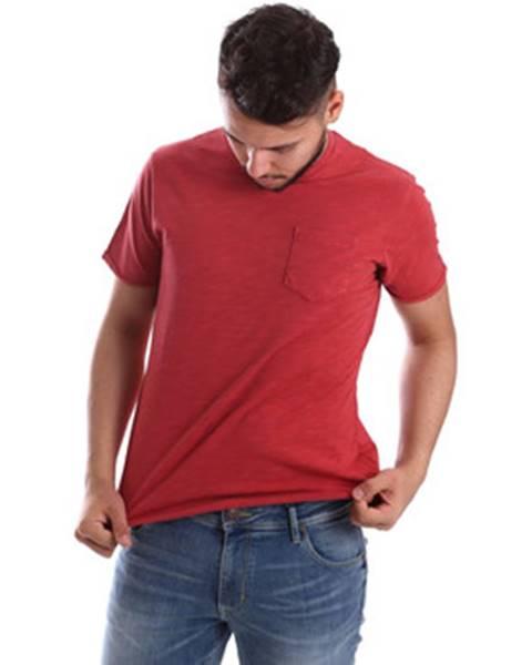 Červené tričko Ransom   Co.