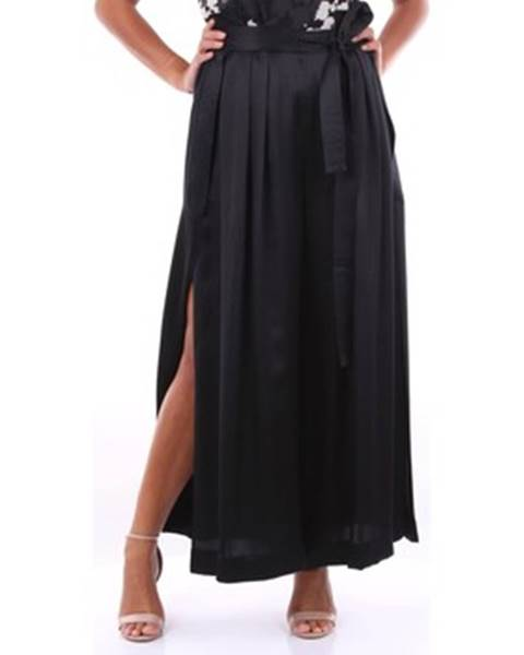 Čierna sukňa McQ Alexander McQueen