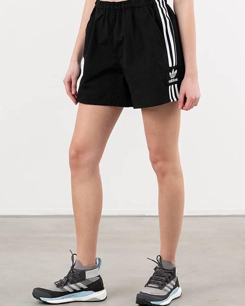 Čierne kraťasy adidas Originals