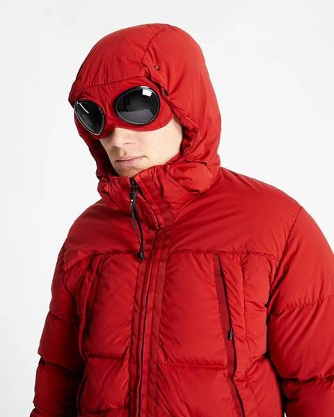 Červená bunda C.p. Company