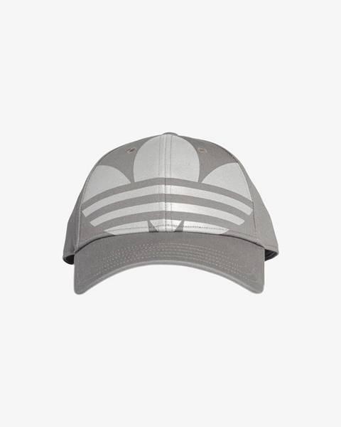 Sivá čiapka adidas Originals