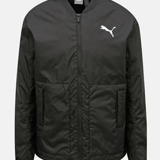 Čierna pánska bunda Puma