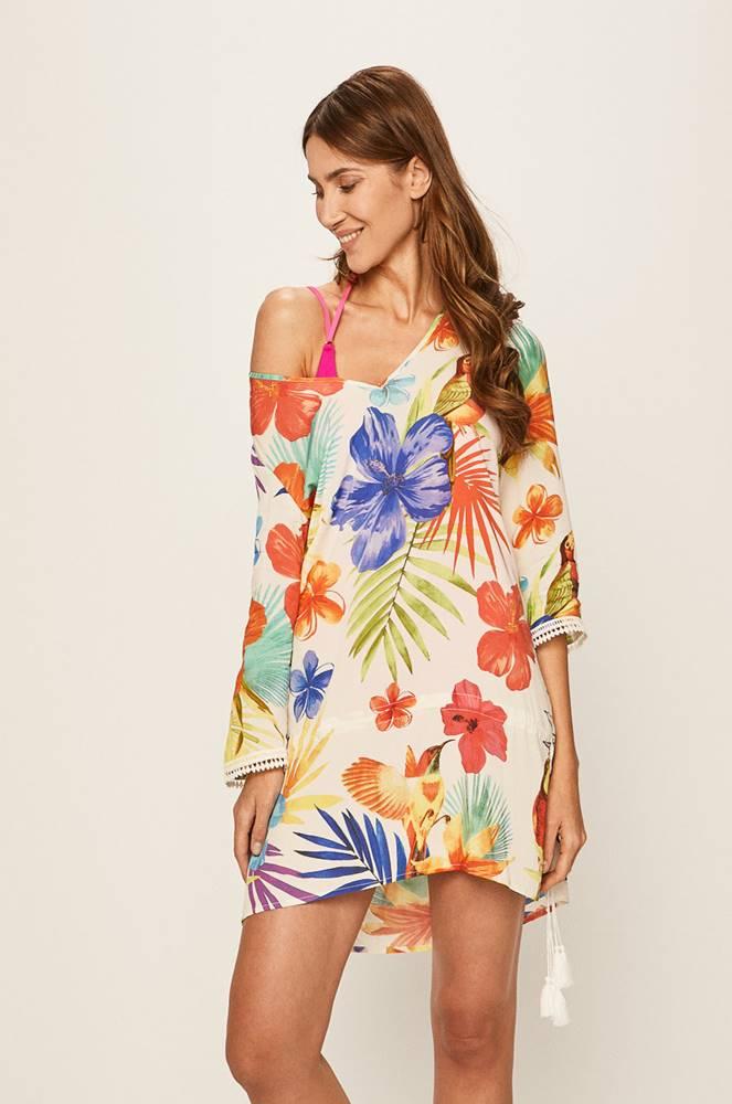Desigual Desigual - Plážové šaty