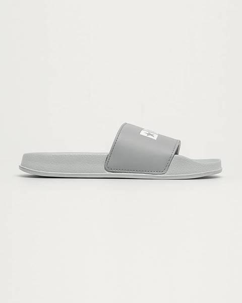 Sivé sandále Big Star