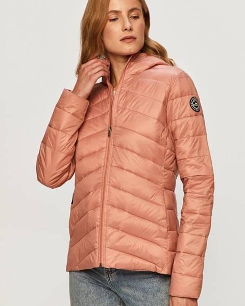 Ružová bunda Roxy