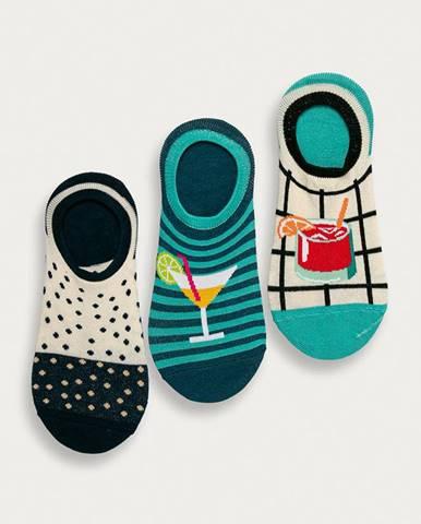 Medicine - Členkové ponožky Drink (3-pak)