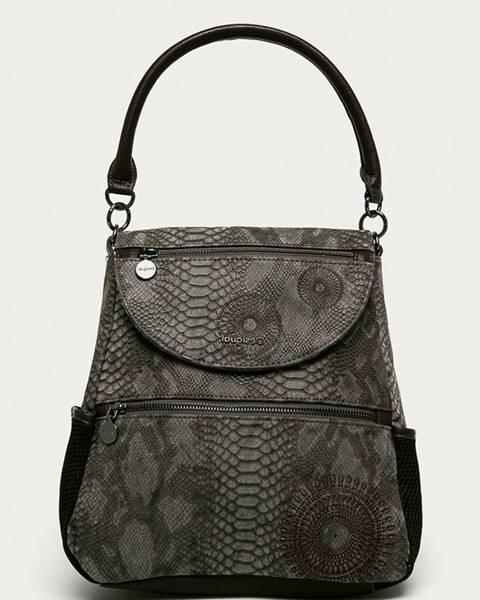 Sivý batoh Desigual