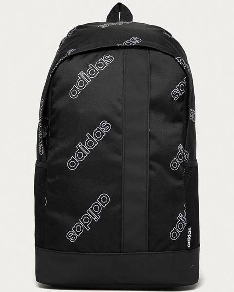 Čierny batoh adidas