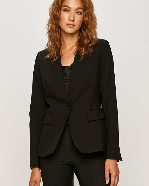 Čierne sako DKNY