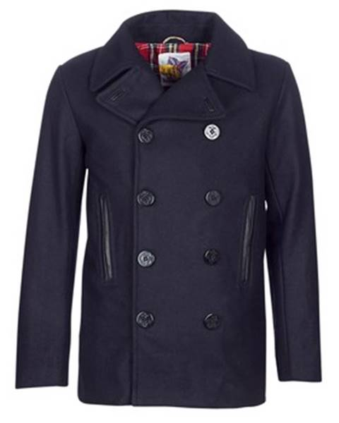 Modrý kabát Harrington