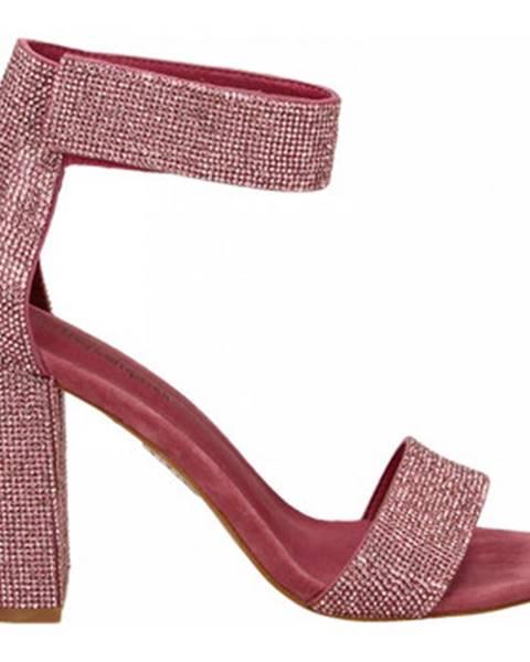 Ružové sandále Jeffrey Campbell