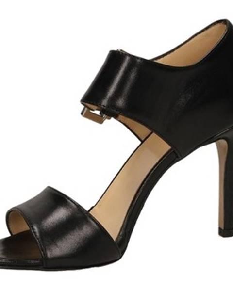 Čierne sandále L'arianna