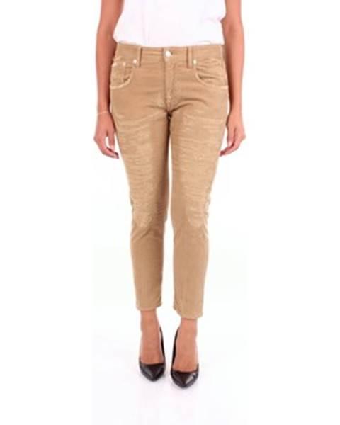 Béžové nohavice People