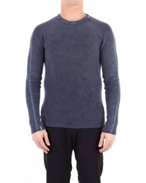 Modrý sveter Arovescio