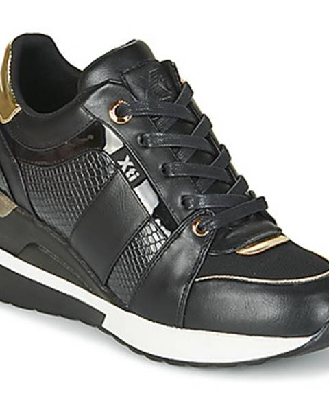 Čierne tenisky Xti
