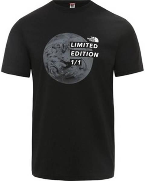 Čierne tričko The North Face