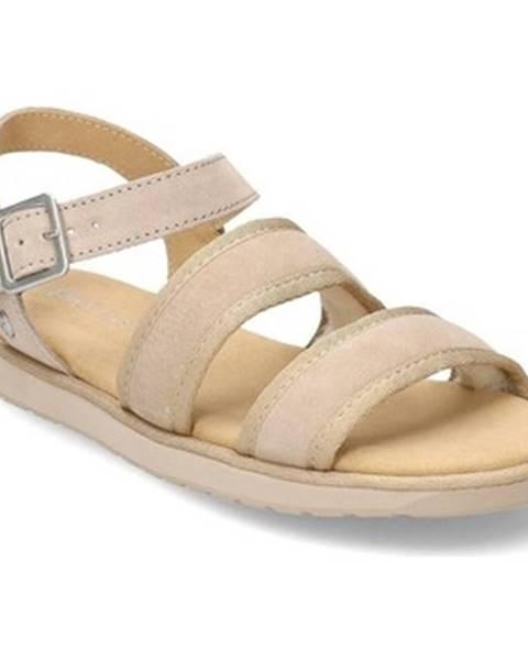 Béžové sandále EMU