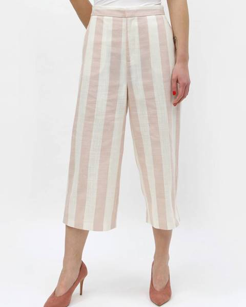 Ružové nohavice Only