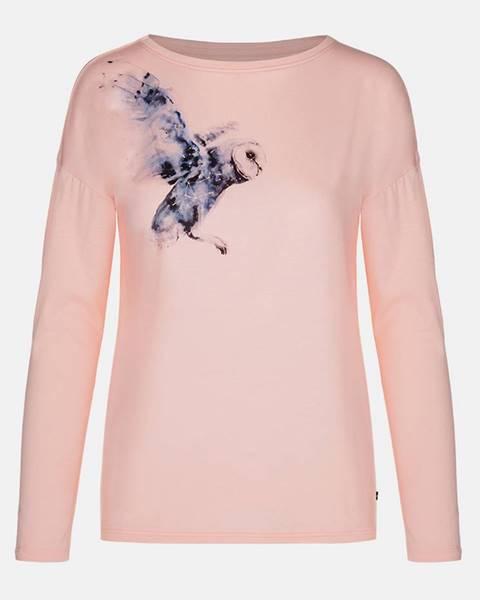 Ružové tričko LOAP