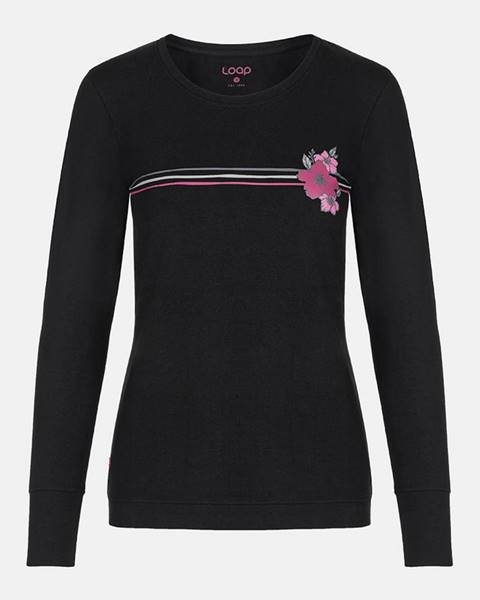 Čierne tričko LOAP