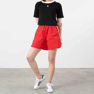 adidas Shorts Lush Red/ White