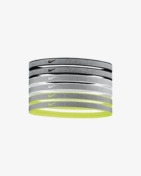 Sivá čelenka Nike