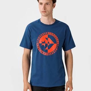 Converse Tričko Modrá