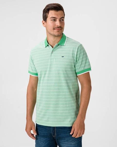 Zelené tričko Gas