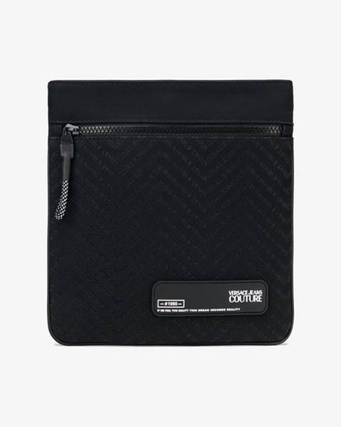 Čierna taška Versace Jeans Couture