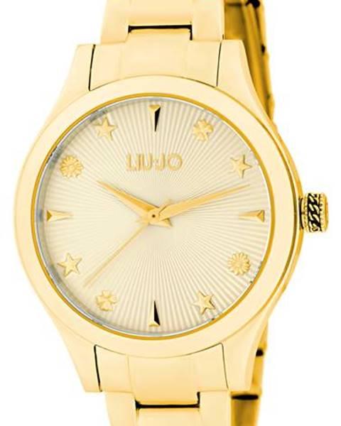 Zlaté hodinky Liu Jo