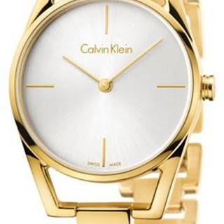 Calvin Klein Dainty Hodinky Zlatá