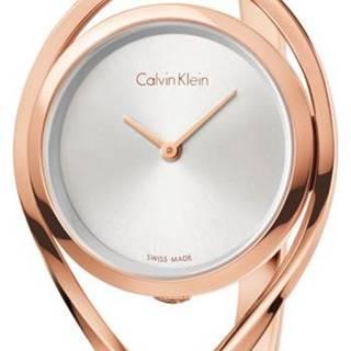 Calvin Klein Light Hodinky Ružová Zlatá