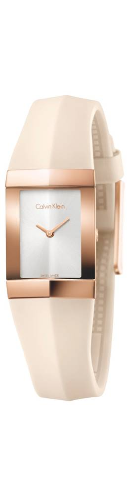 Calvin Klein Calvin Klein Shape Hodinky Biela