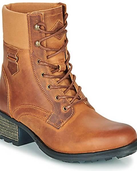 Hnedé topánky PLDM by Palladium