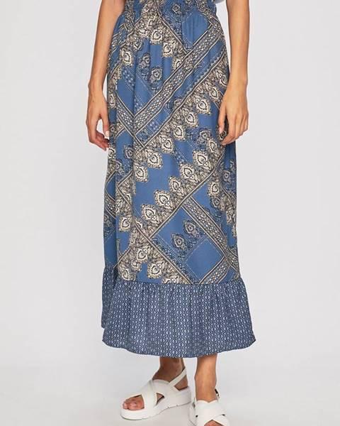 Modrá sukňa Only