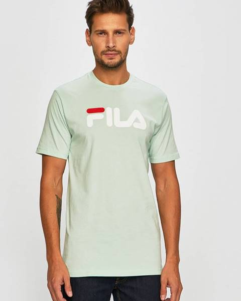 Tyrkysové tričko Fila