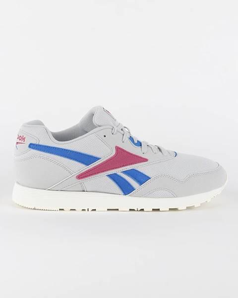 Sivé topánky Reebok Classic