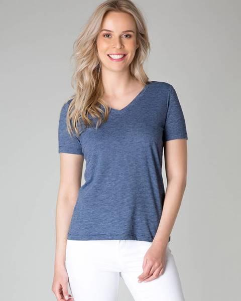 Modré tričko Yest