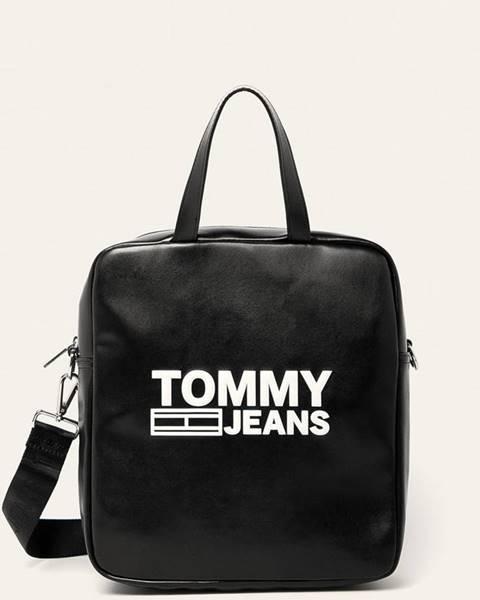 Čierna kabelka Tommy Jeans